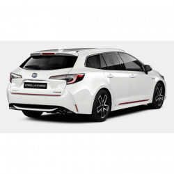 Pack Couleur - Corolla TS 2019